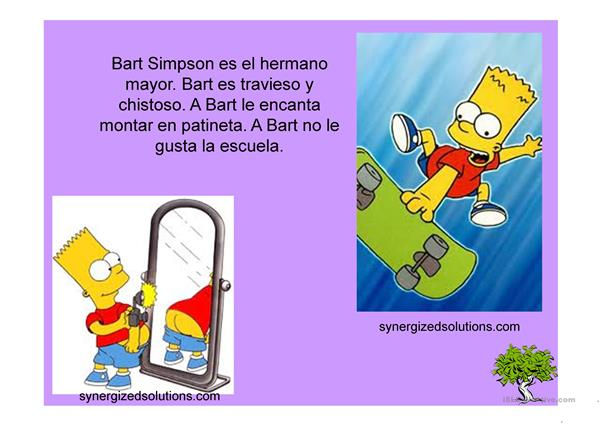 La Familia Ideal Simpson